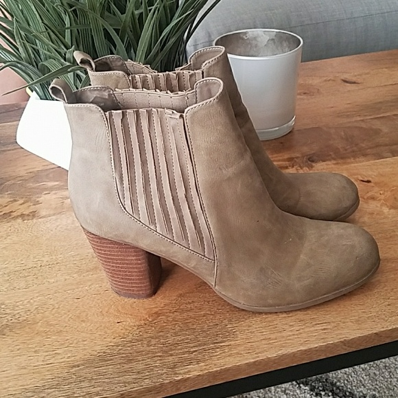 Madden Girl Shoes - Booties